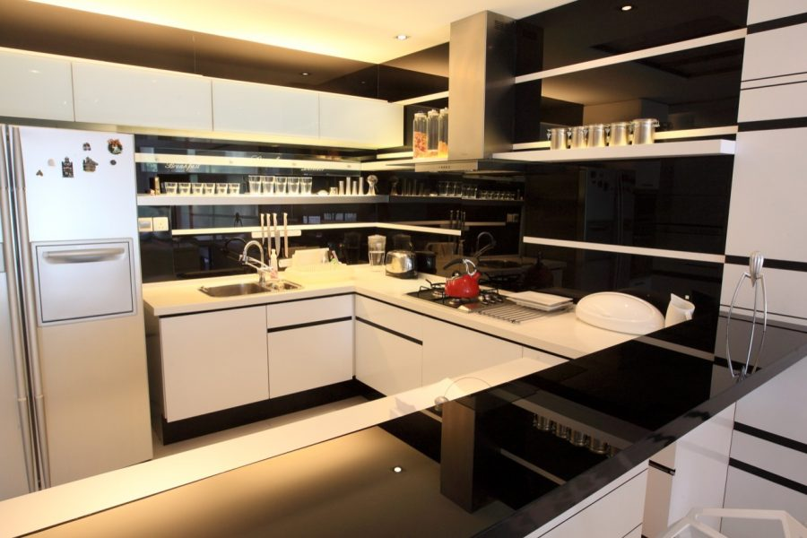 Best Kitchen Design Award – IIDA 2011